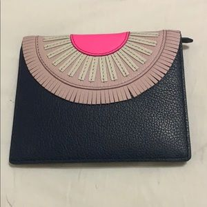Fossil Accessories - Fossil Travel RFID Passport Leather Case Case